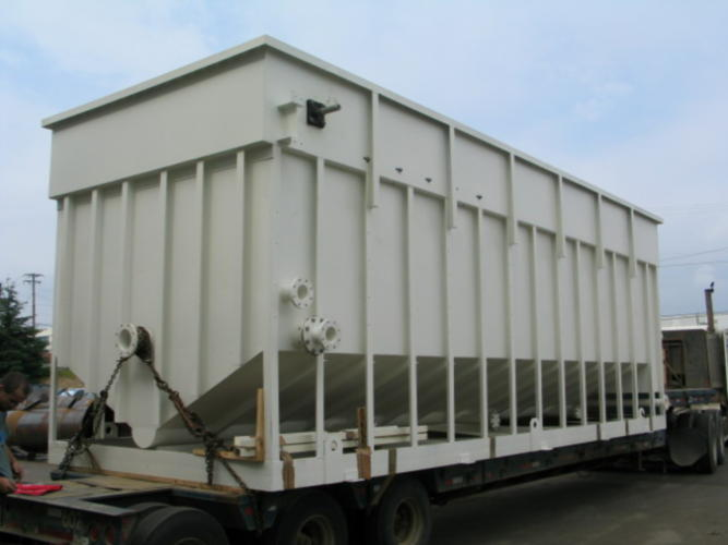Water Treatment - DAF Tank