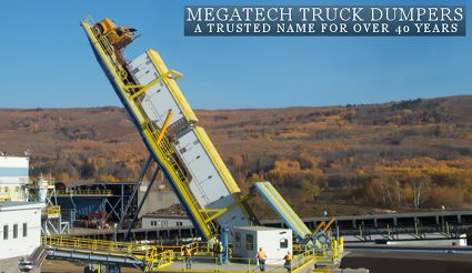 Megatech Truck Dumpers - A trusted name for over 36 years.